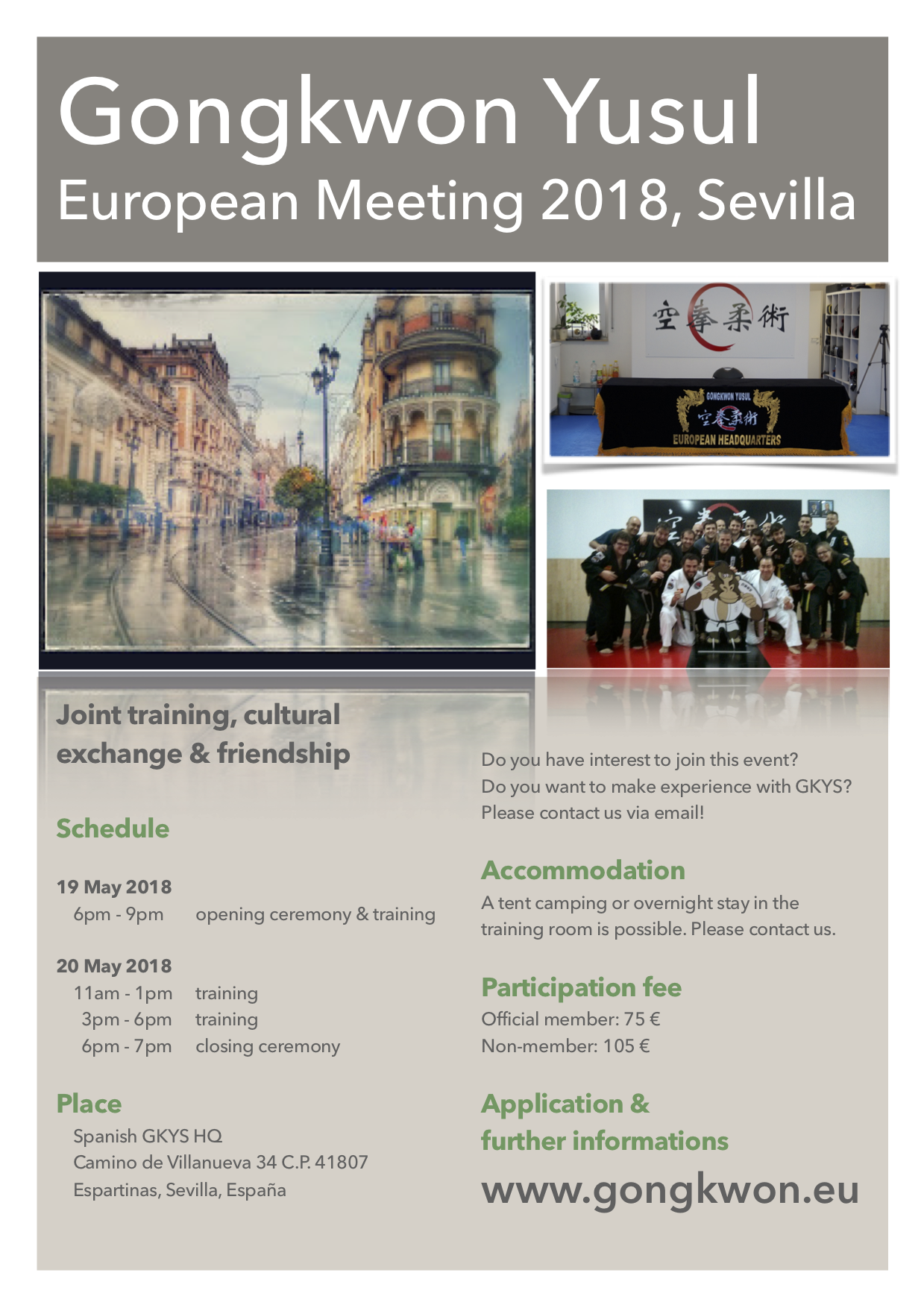 European Meeting